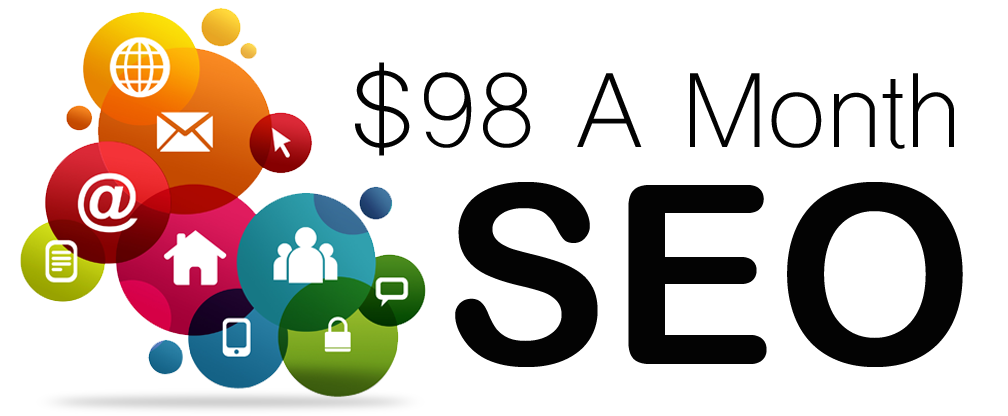 98 a month SEO Services in Michigan