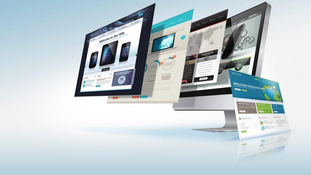 Custom Designed Websites in Michigan